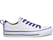 アクティブ CM OX ホワイト/ブルー