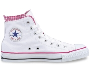 W GG HI ホワイト/ピンク