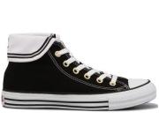 スワッブ OX ブラック/ホワイト