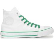 WR カラードライン HI ホワイト/グリーン