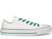 WR カラードライン OX ホワイト/グリーン
